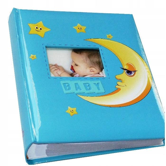 BABY-Album na zdjęcia chłopczyka 200 fot 10x15