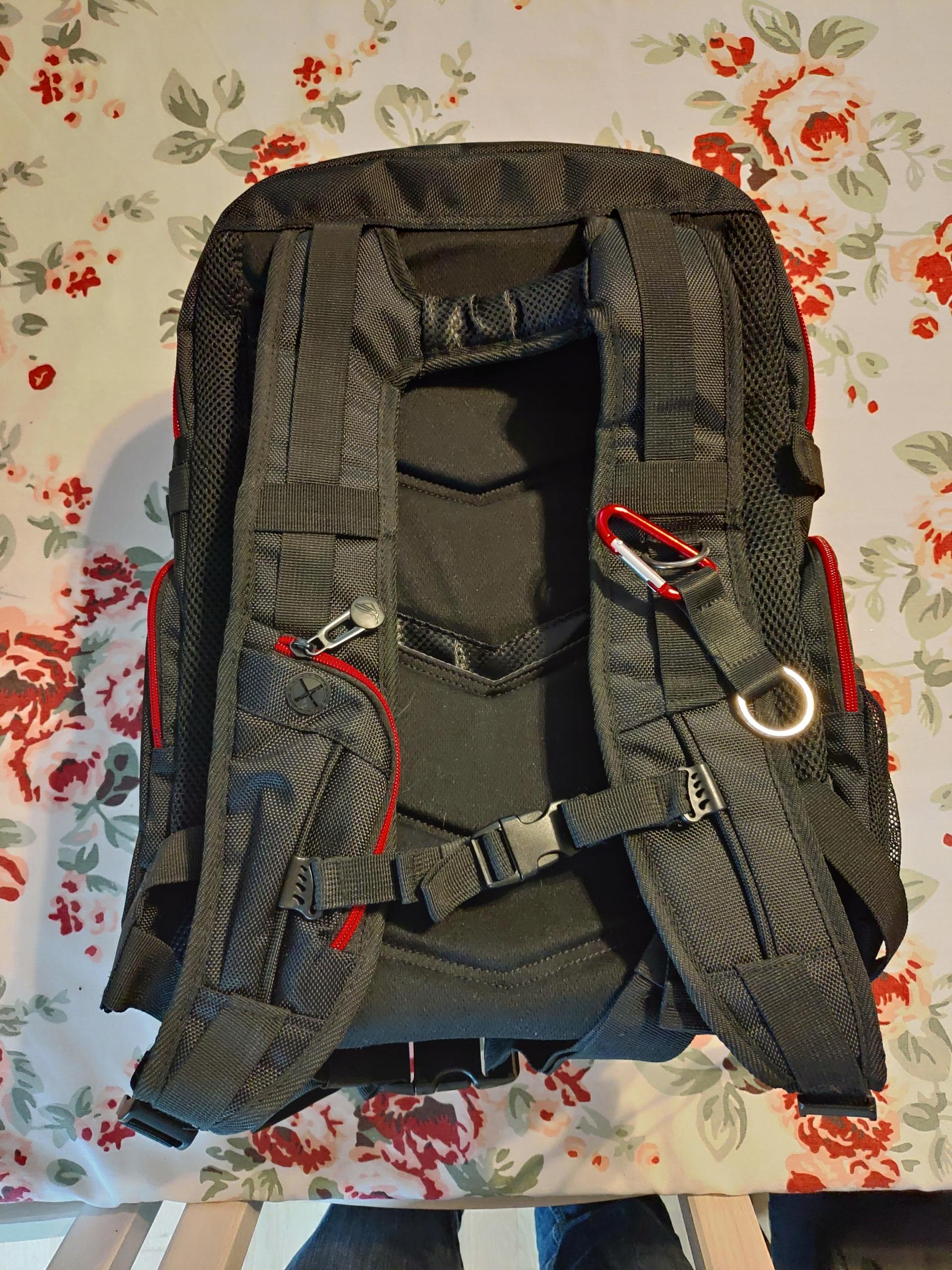 2137378699bef ASUS ROG Nomad - Plecak Laptop 17.3 cala - 7704766986 - oficjalne ...