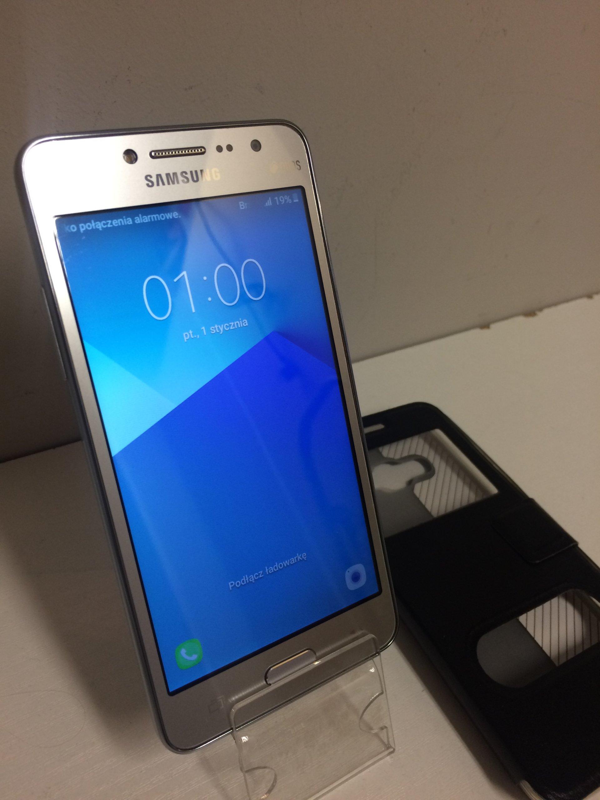 Samsung Galaxy J2 Prime Duos BLOKADA KONTA SAMSUNG