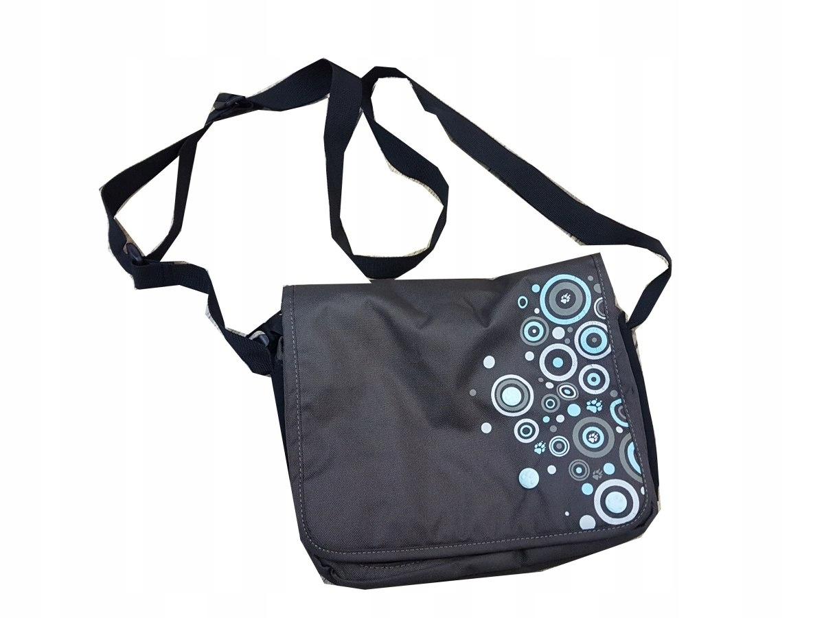 najlepsza wartość ceny odprawy przytulnie świeże JACK WOLFSKIN torba na ramię UNISEX - 7249059507 - oficjalne ...