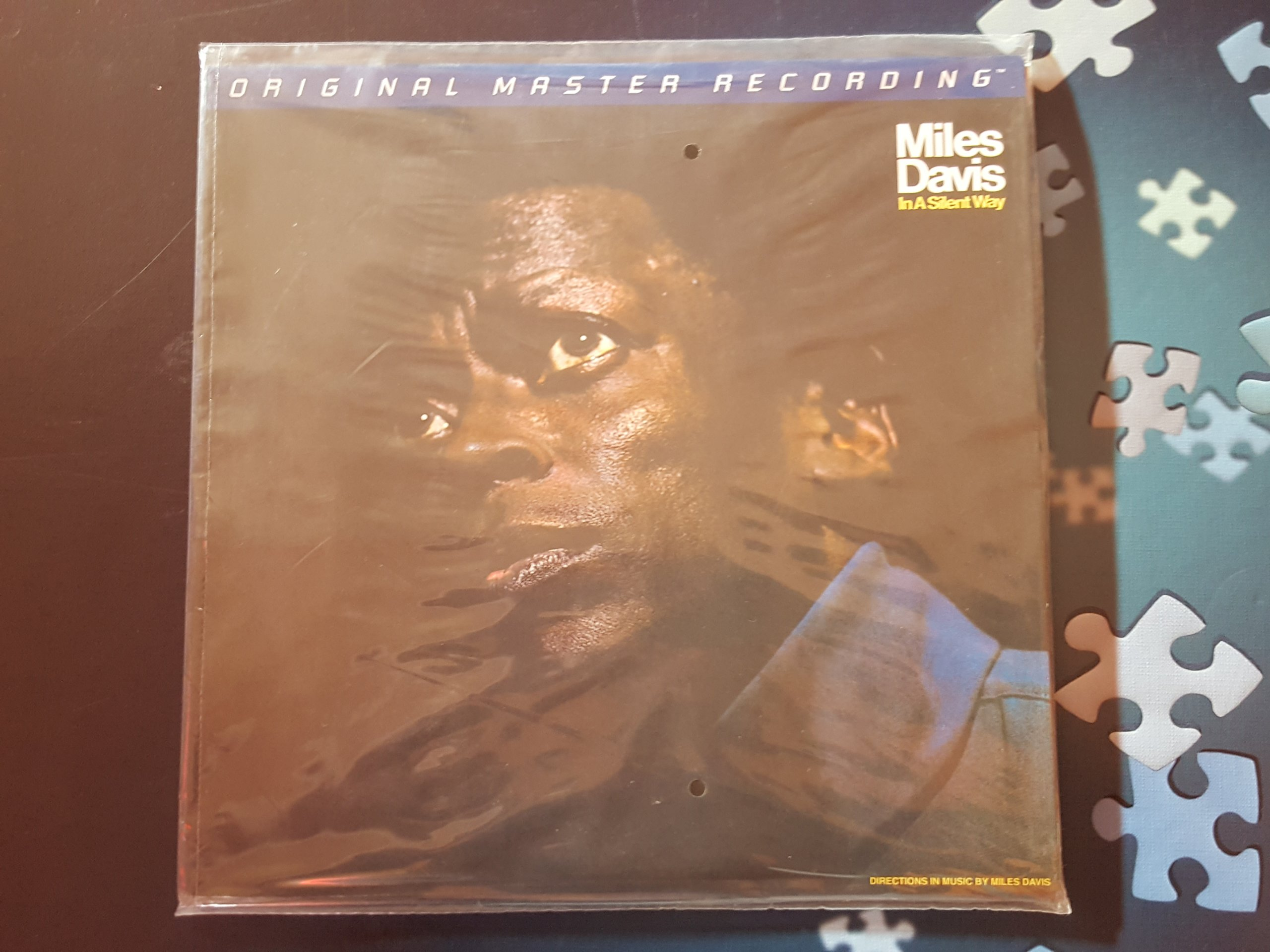 Miles Davis IN A SILENT WAY [MFSL folia]