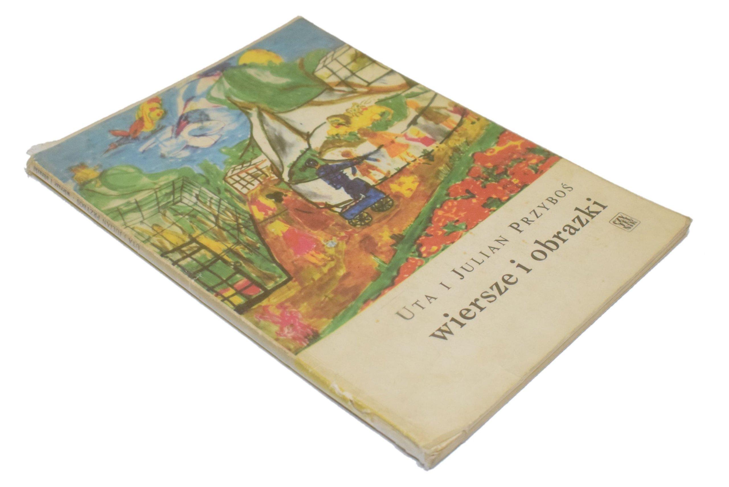 Wiersze I Obrazki Przyboś 7353454157 Oficjalne Archiwum