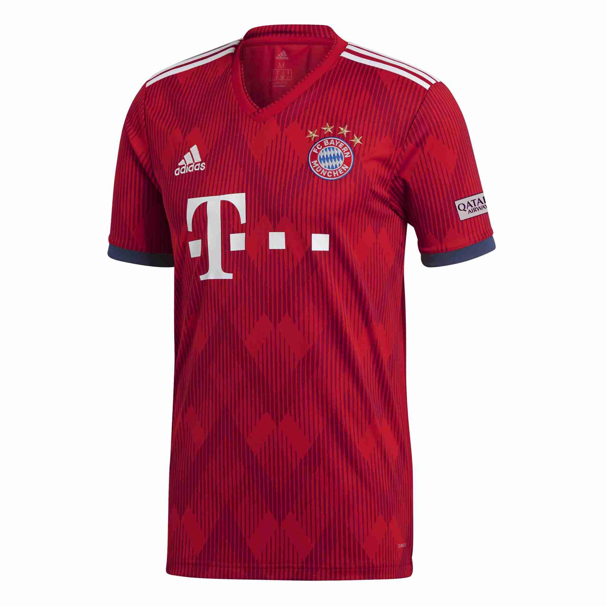 a0ab42084ba45e Nowość Koszulka Adidas Bayern Monachium 2018/19 S - 7616462226 ...