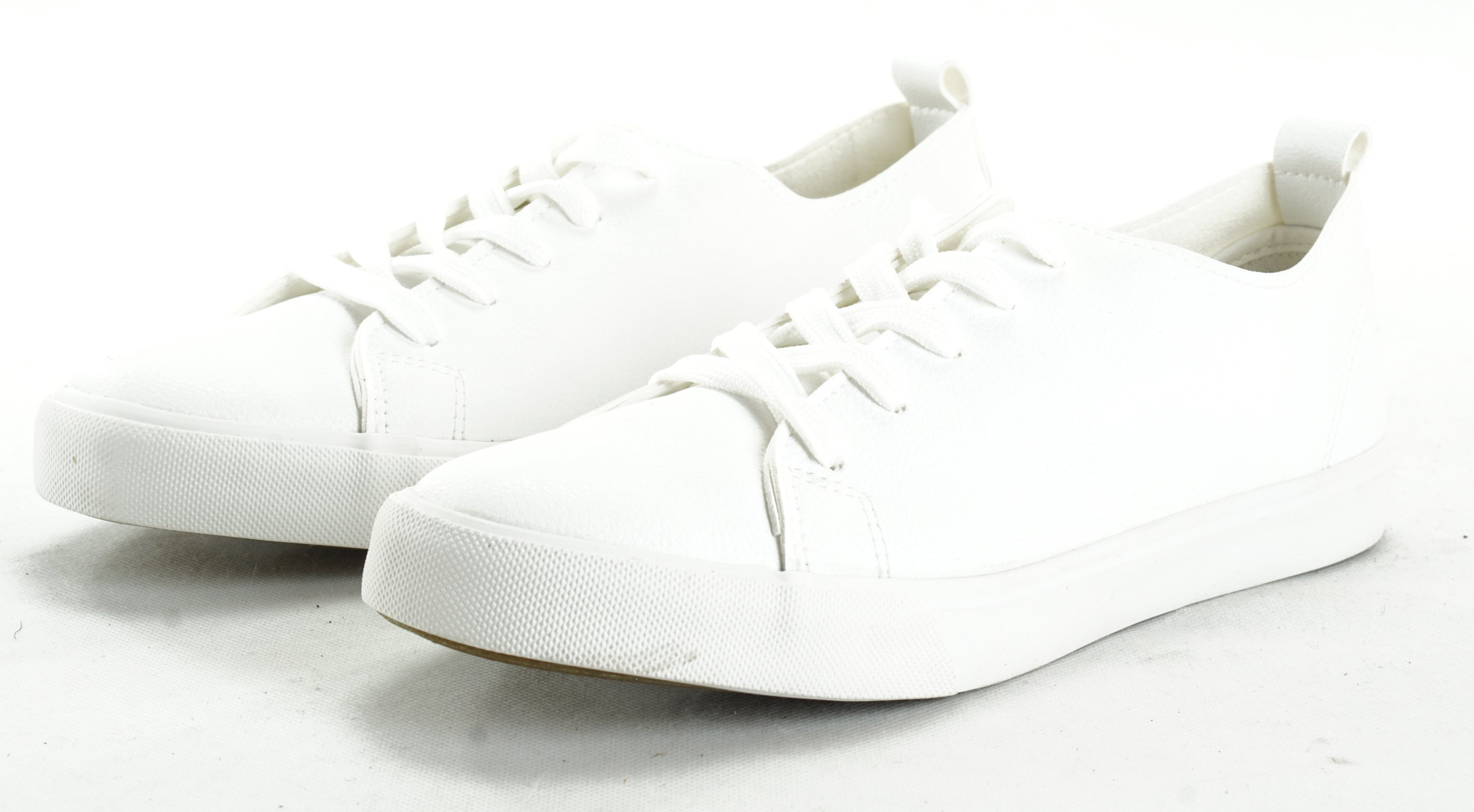 f1f289ed1a56f NEW LOOK białe niskie wiązane damskie 8 41 D8 10 - 7183265368 ...