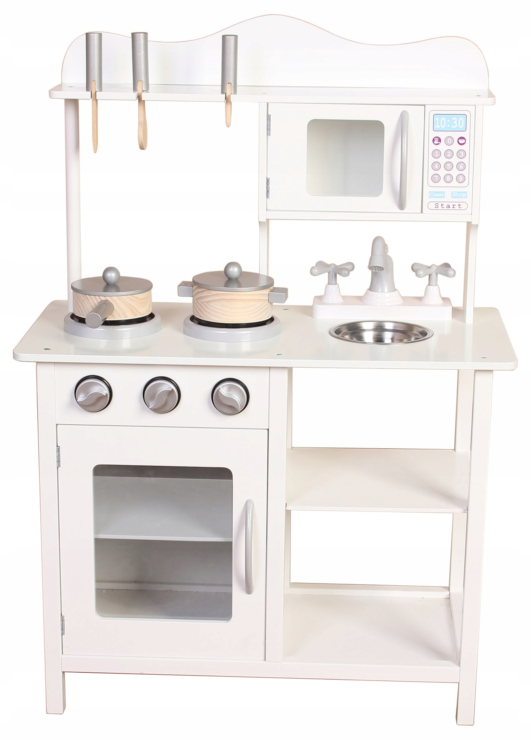 Kuchnia Drewniana Dla Dzieci Kuchenka Akcesoria