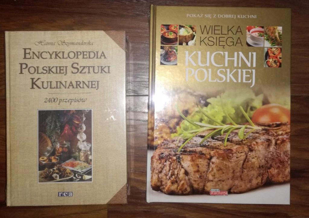Wielka Księga Kuchni Polskiej 7720486622 Oficjalne