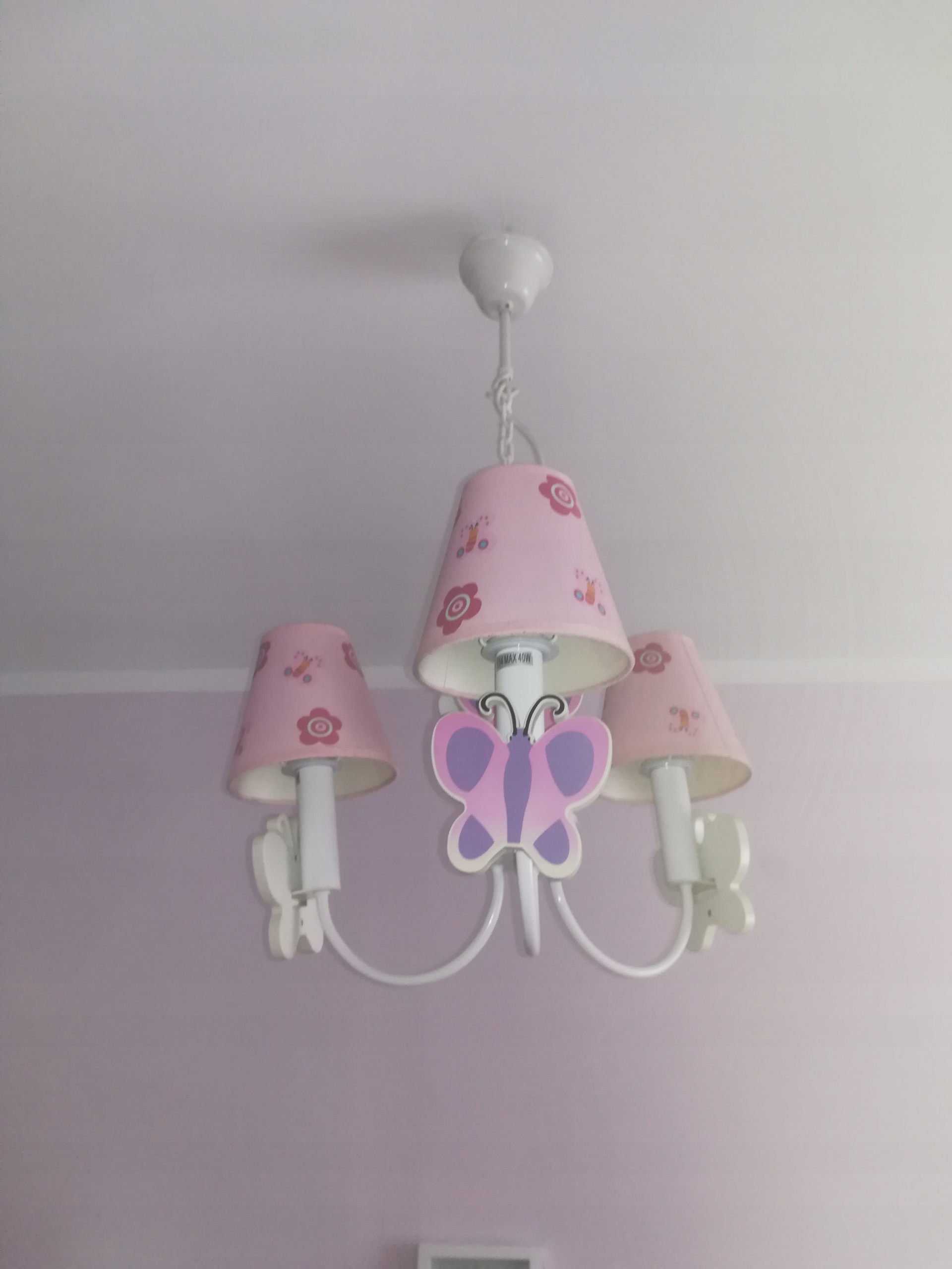 Lampa Do Pokoju Dziewczynki 7485440249 Oficjalne Archiwum Allegro