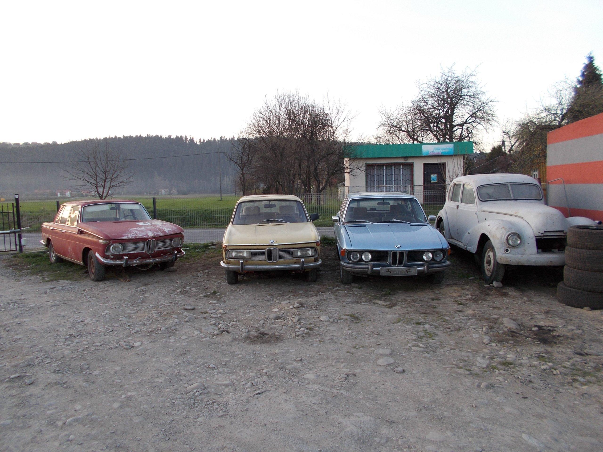 WIELKA PROMOCJA 4 BMW PAKIET SUPER CENA