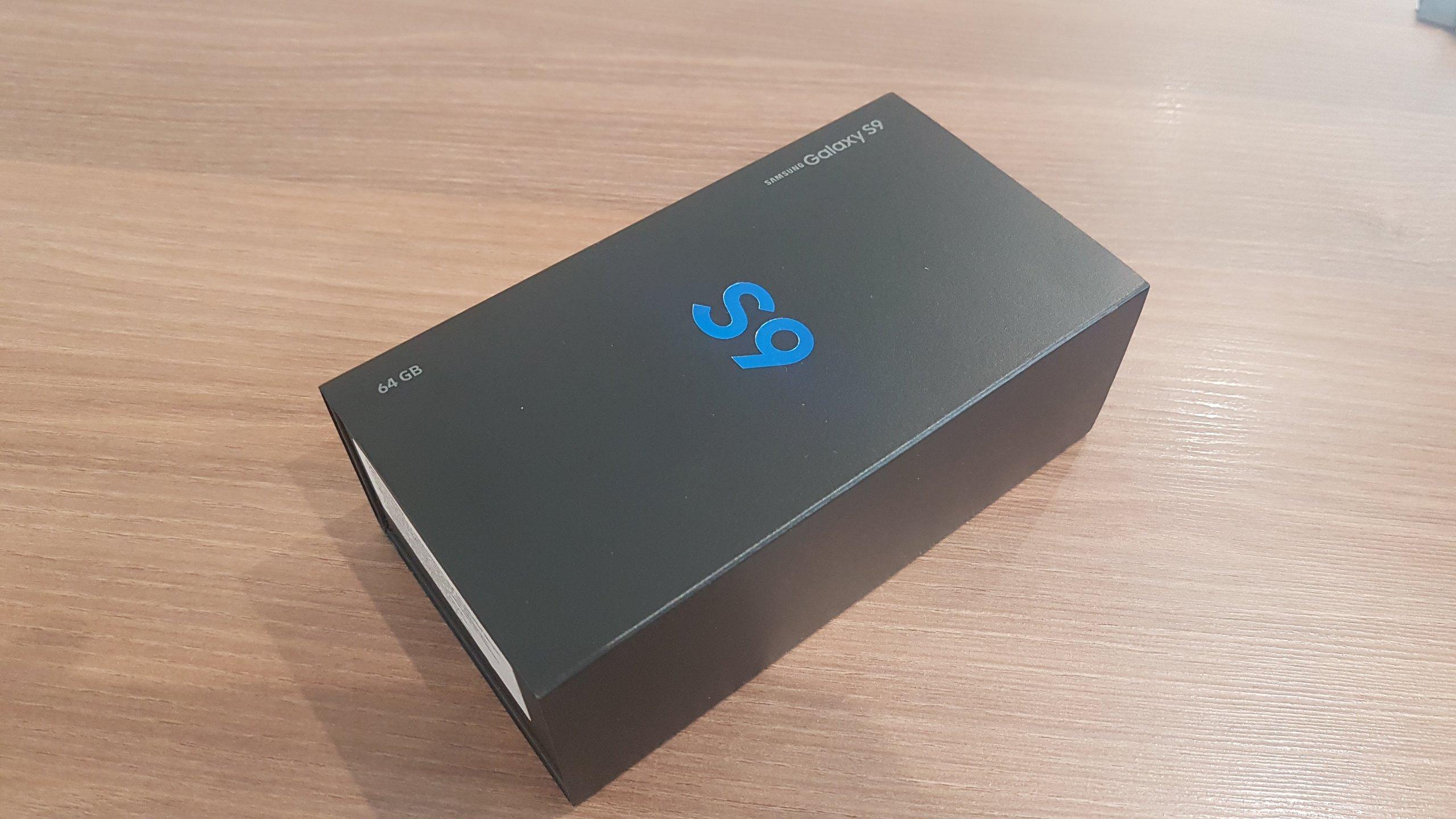 Groovy Sprzedam nowy nigdy nie używany telefon Samsung S9 - 7417799836 LS45