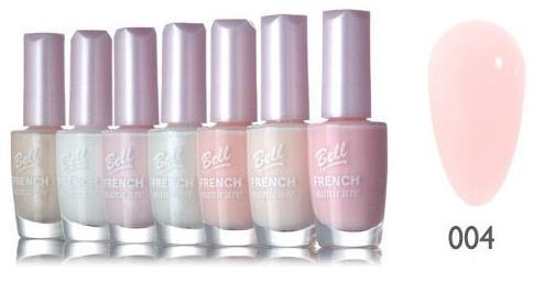BELL French Manicure Lakier do manicure 04