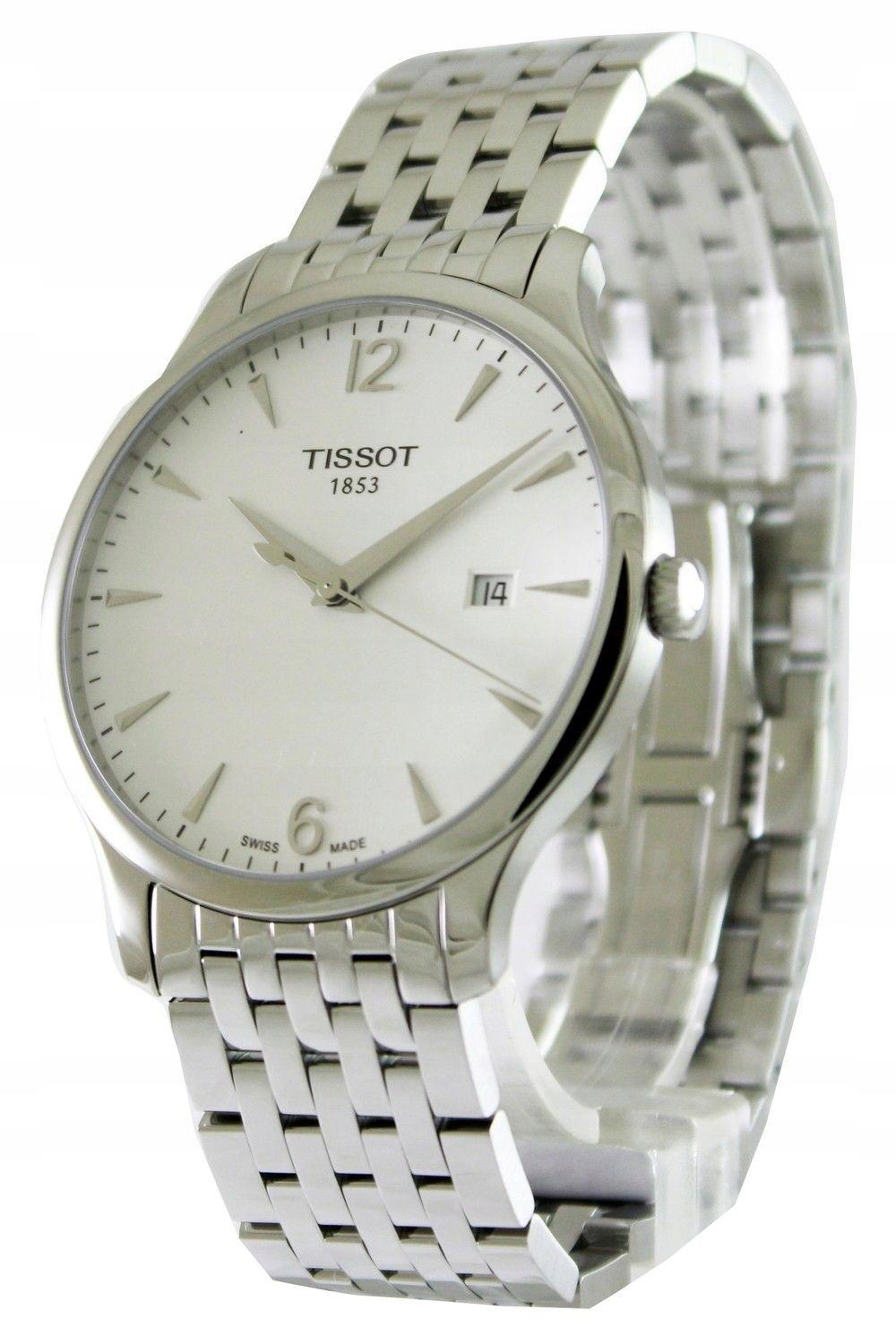 Męski zegarek TISSOT T063.610.11.037.00