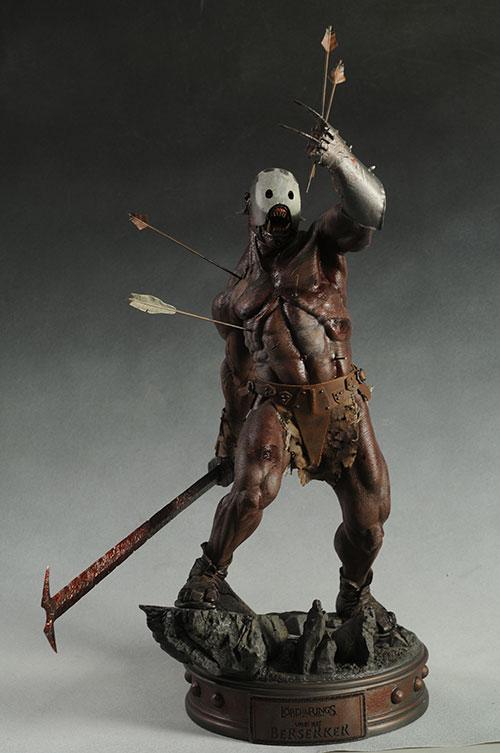 Sideshow Berserker Uruk Hai