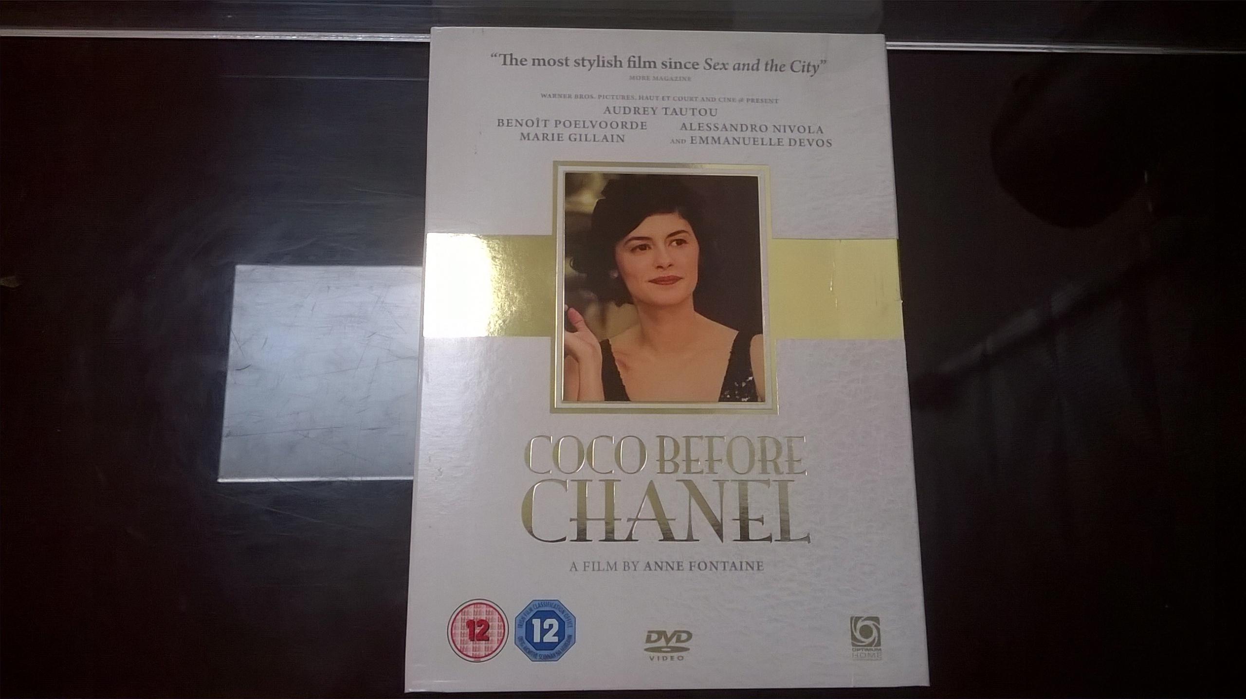 177fc6bd165153 COCO CHANEL (2009) Audrey Tautou *dodatkI! - 7696479365 - oficjalne ...