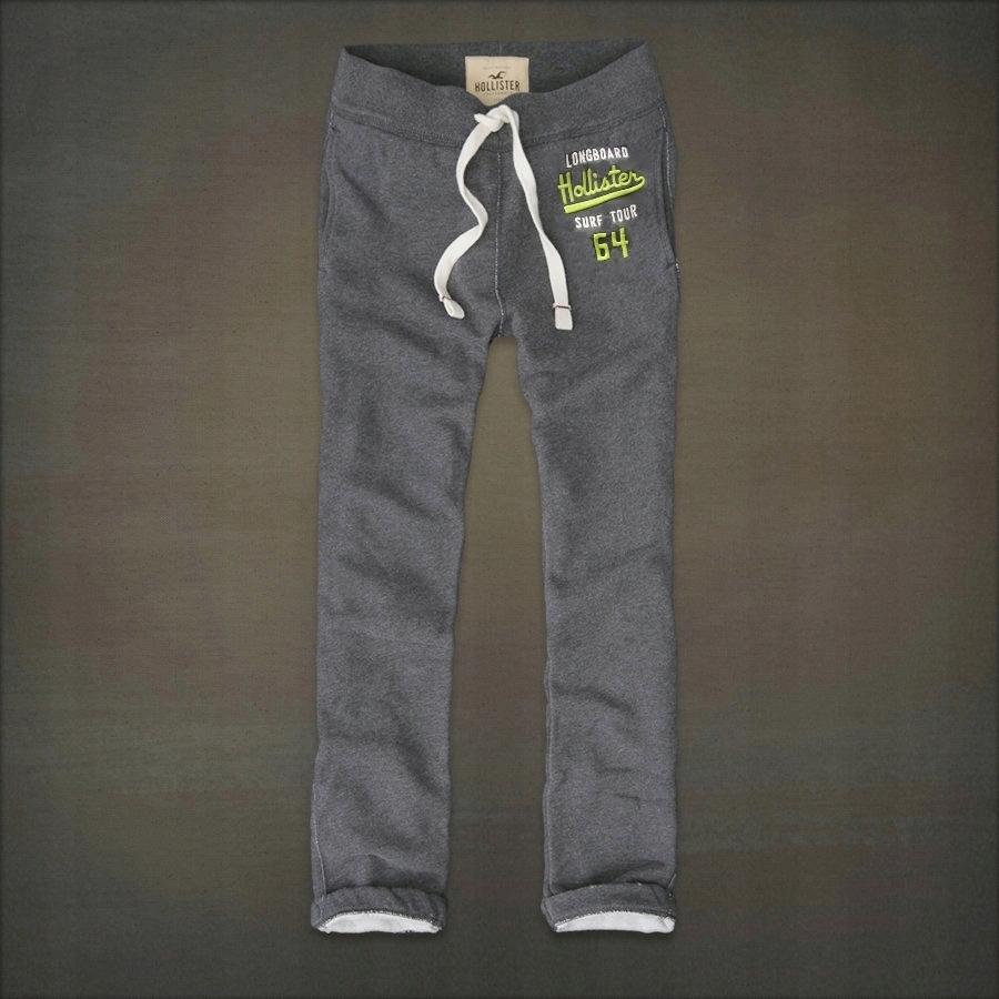 Spodnie dresowe Hollister Abercrombie L/XL