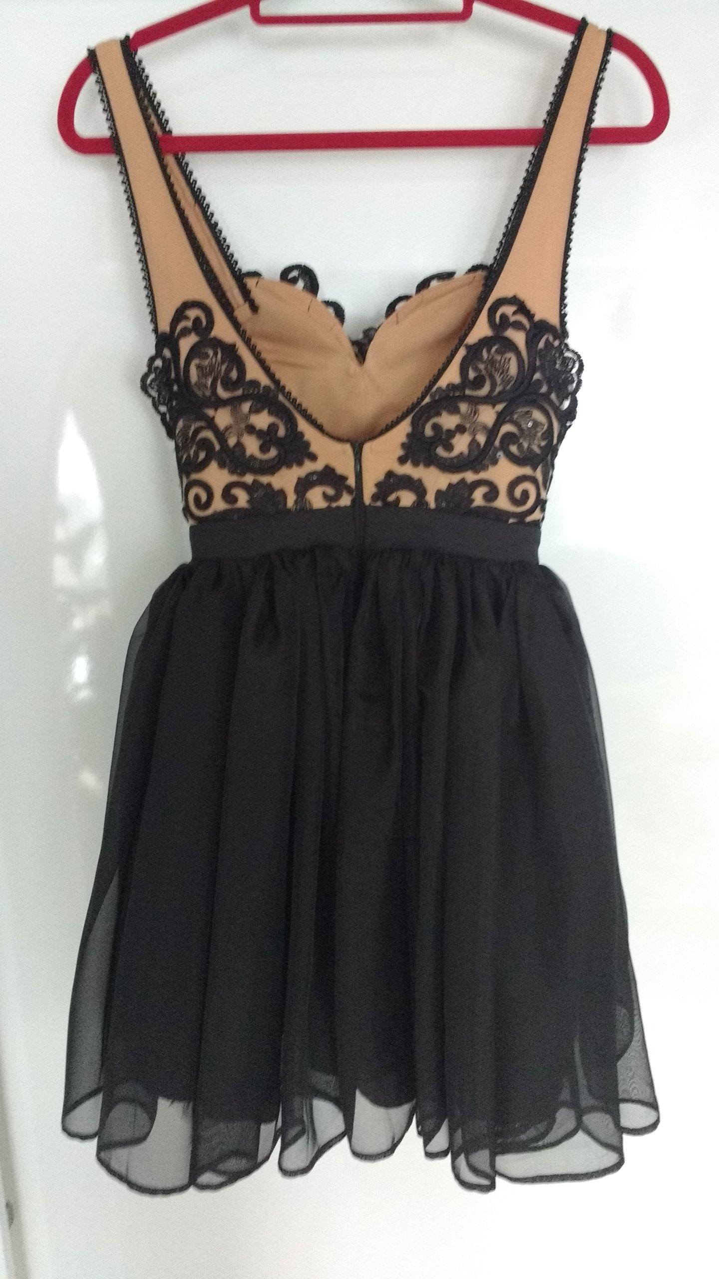 5c5b8db37d Koktajlowa sukienka Lou Karen r 34 - 7147754027 - oficjalne archiwum ...