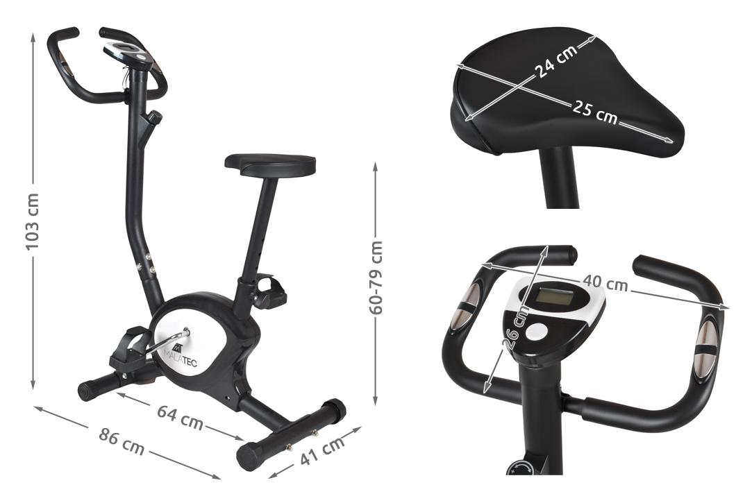 rowerek stacjonarny na brzuch