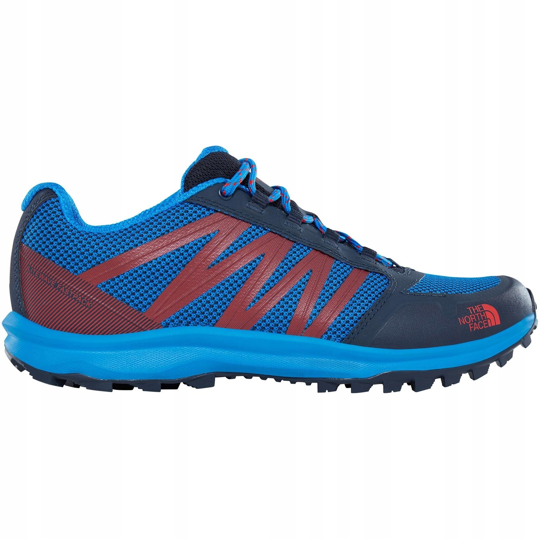 ab379392 BUTY THE NORTH FACE LITEWAVE FP T93FX6THZ r 45,5 - 7400461892 ...