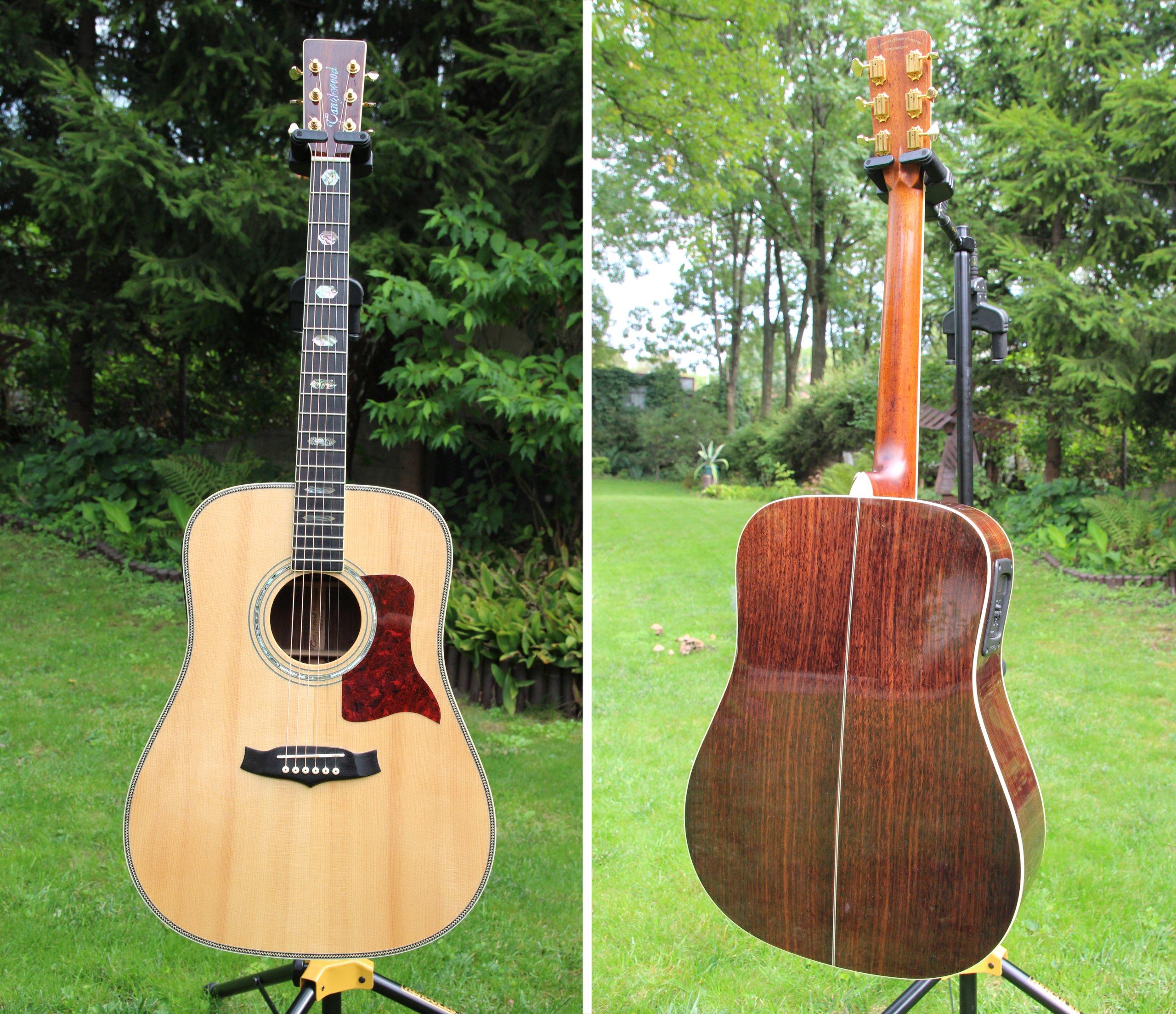 Gitara akustyczna Tanglewood TW1000 HSR,L.R. Baggs