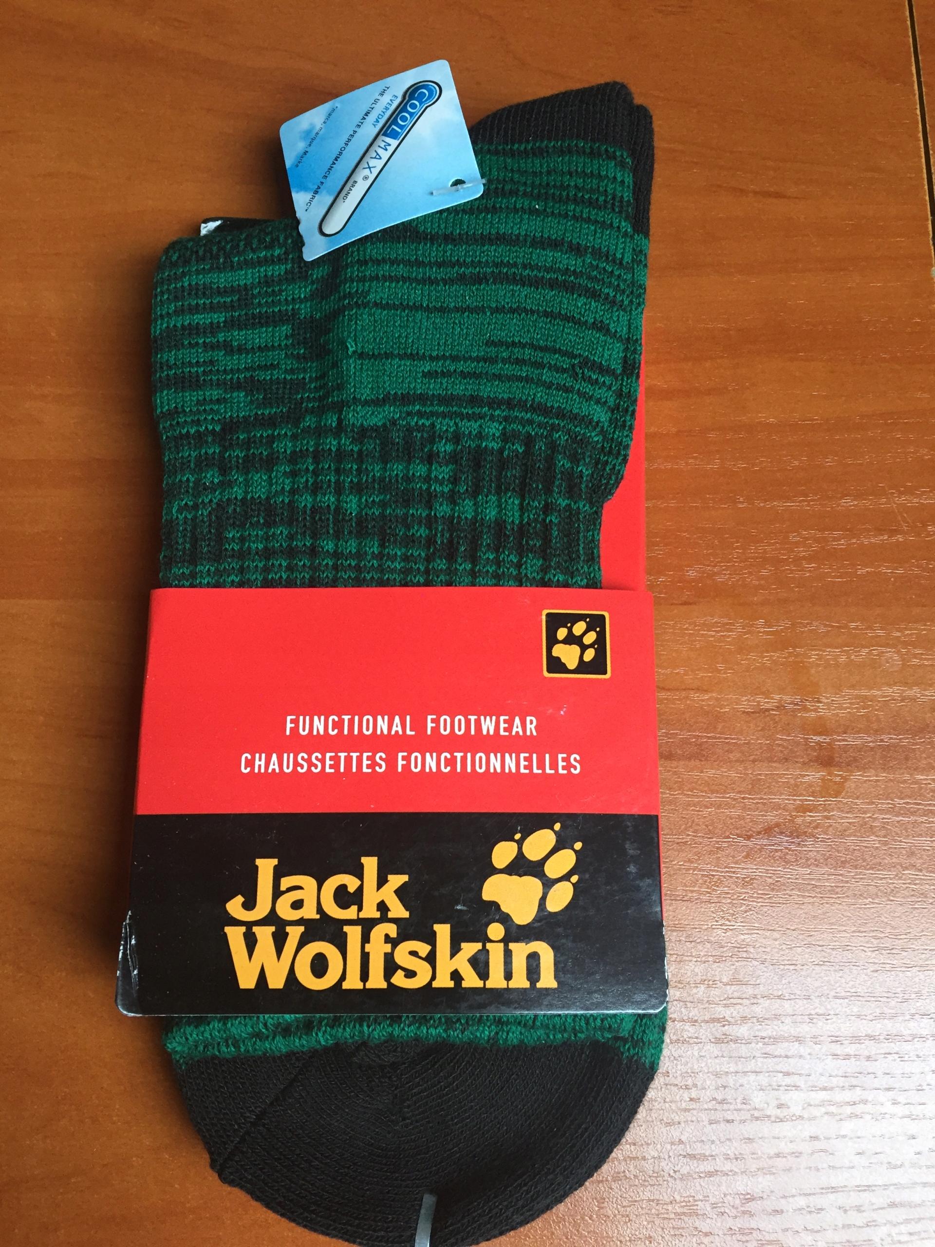 Skarpety Jack Wolfskin COOLMAX,X-INSIDE licytacja