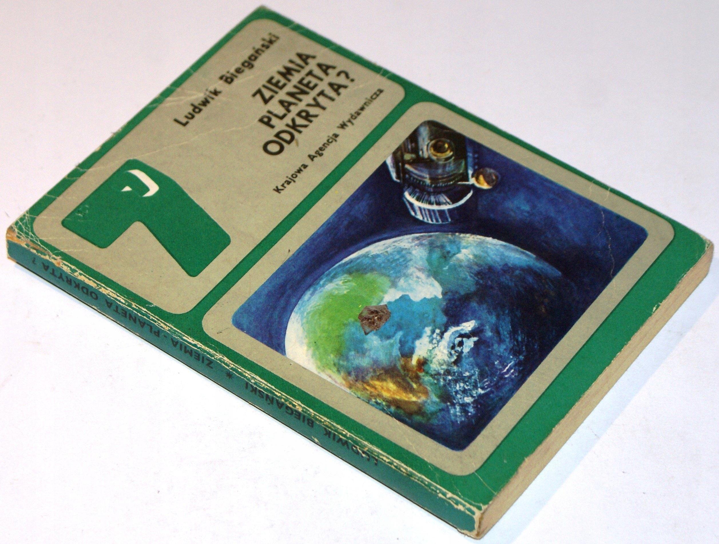 Ziemia Planeta Odkryta L Biegański 7152000715 Oficjalne