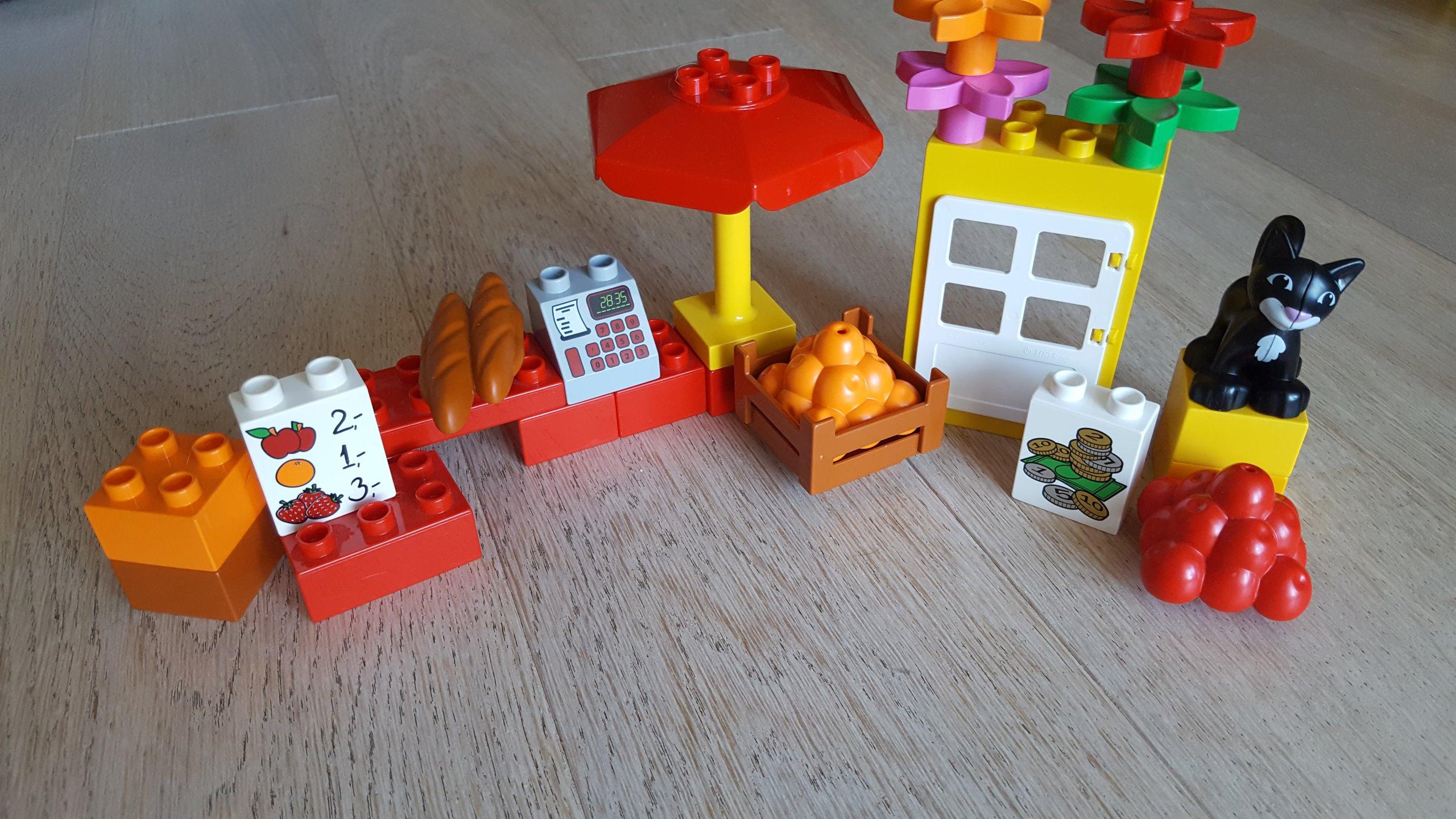 Lego Duplo Zestaw Klocków 7336204283 Oficjalne Archiwum Allegro