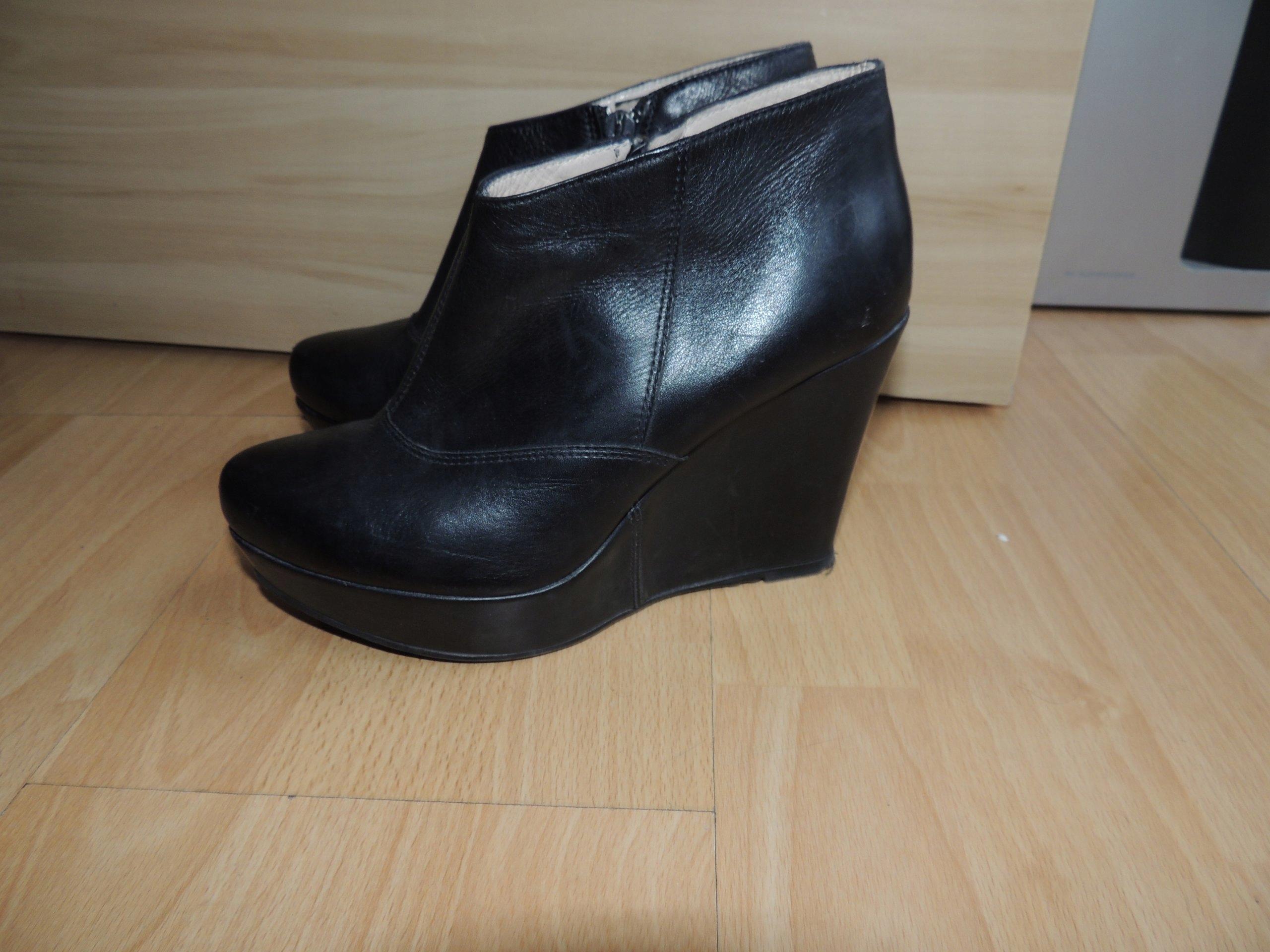 b6474e0ad6acf Buty botki sneakers WOJAS 37 BDB koturn - 7581080549 - oficjalne ...