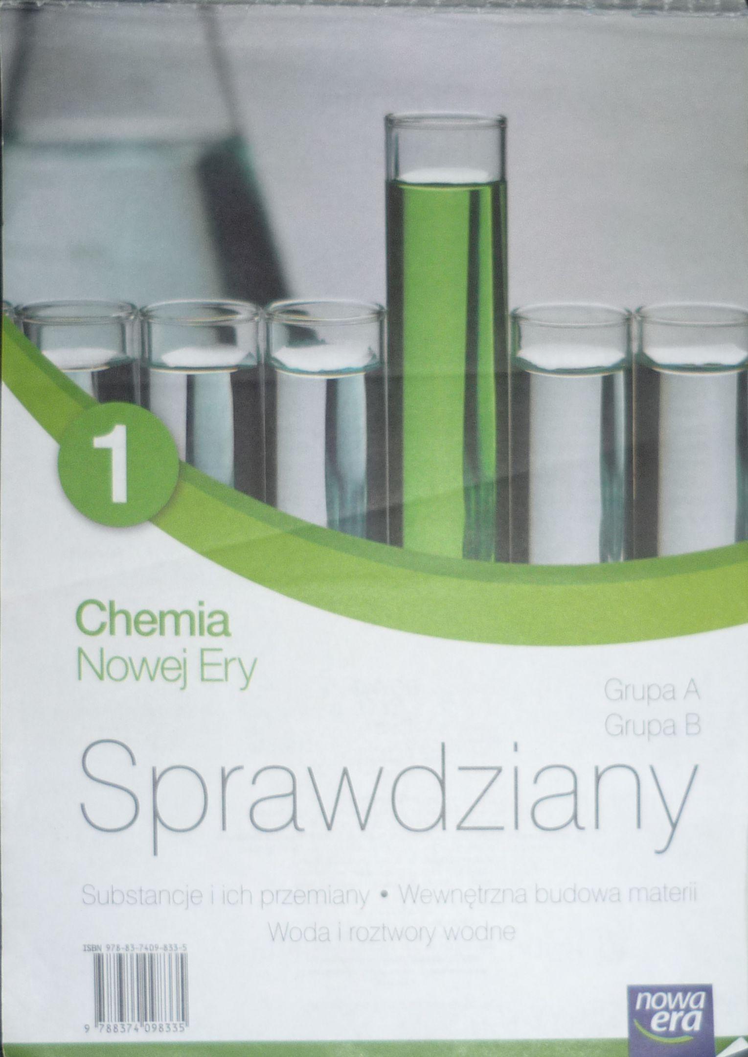 chemia repetytorium nowa era