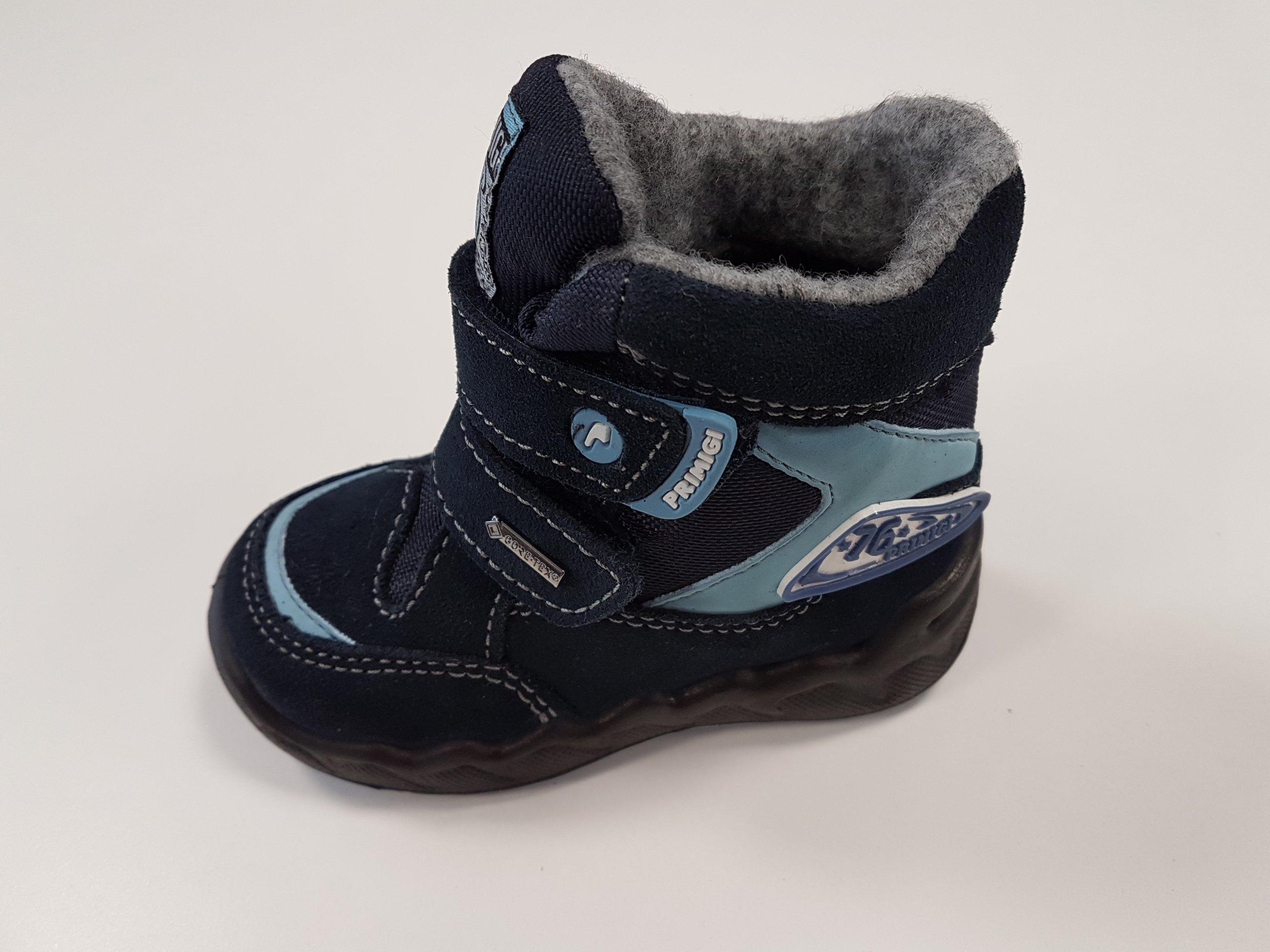 PRIMIGI śniegowce 85571/77, kozaki r 24 (15,8 cm