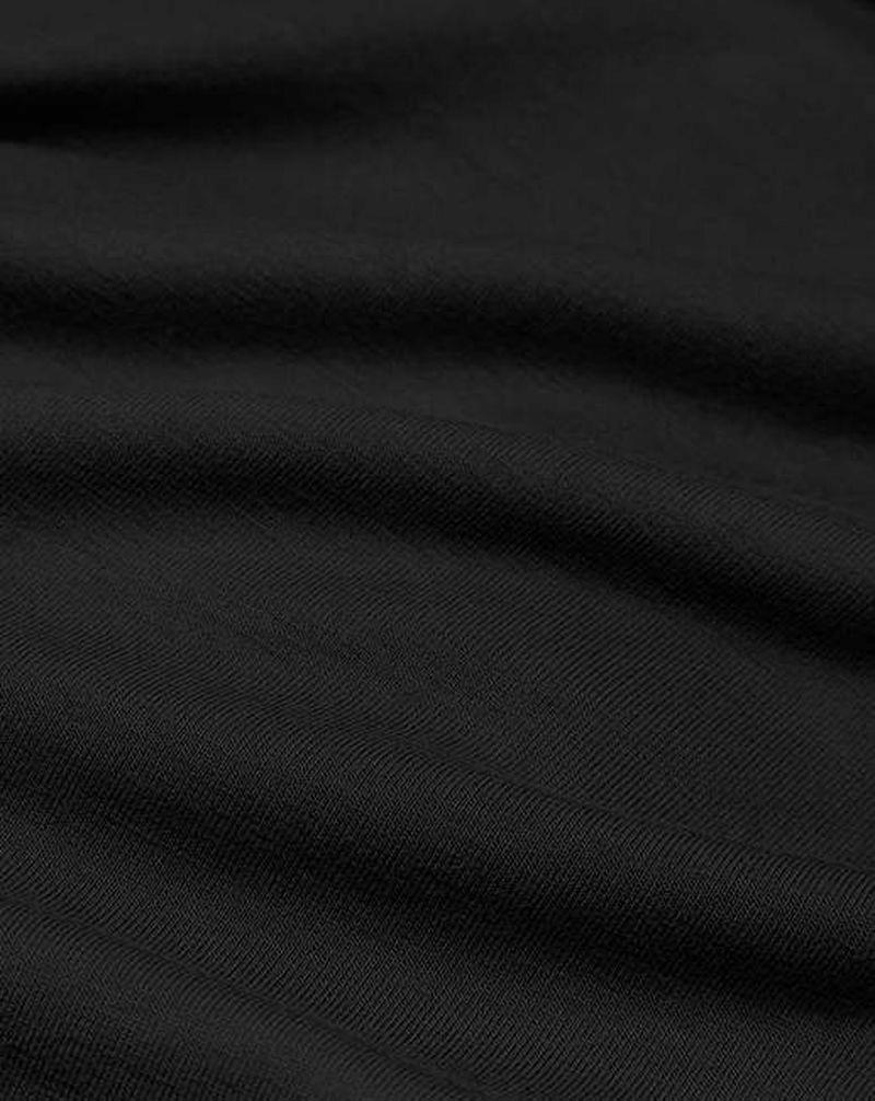 c6f0922d Capsule WY67008 Spódnica Tuba Maxi Długa Czarna 52
