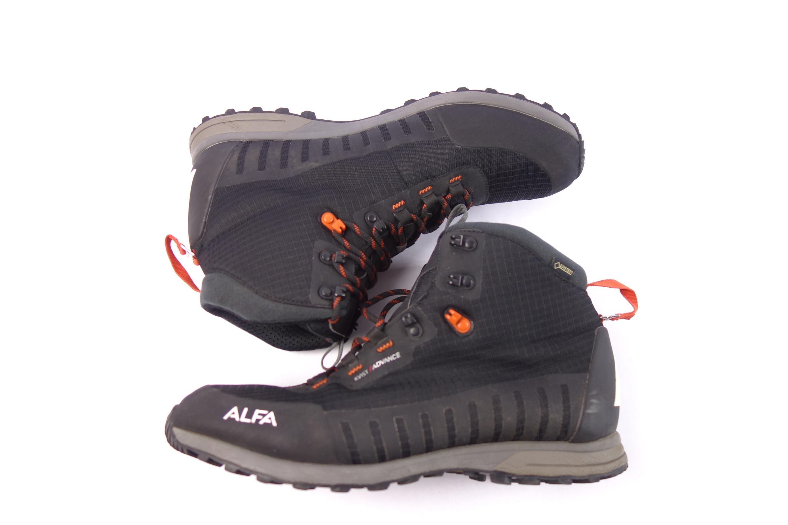 Norweskie Buty Trekkingowe ALFA KVIST ADVANCE GTX - 7603120226 ... 202d4b914c6d8