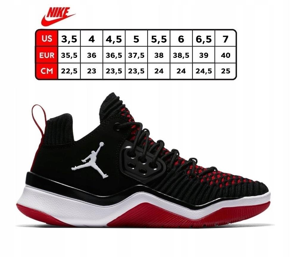 R. 38 Buty Nike Air Jordan Dna AO2650 023 Czarne Ceny i