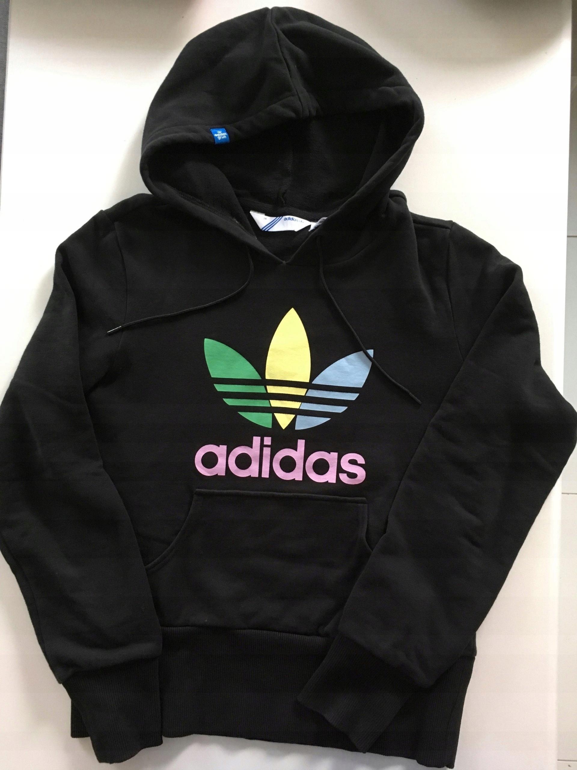 kup najlepiej oficjalne zdjęcia szybka dostawa Bluza Adidas s/m - 7554647014 - oficjalne archiwum allegro