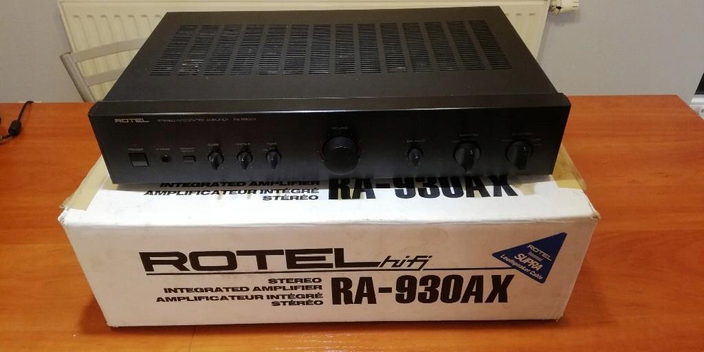Wzmacniacz Rotel RA-930AX