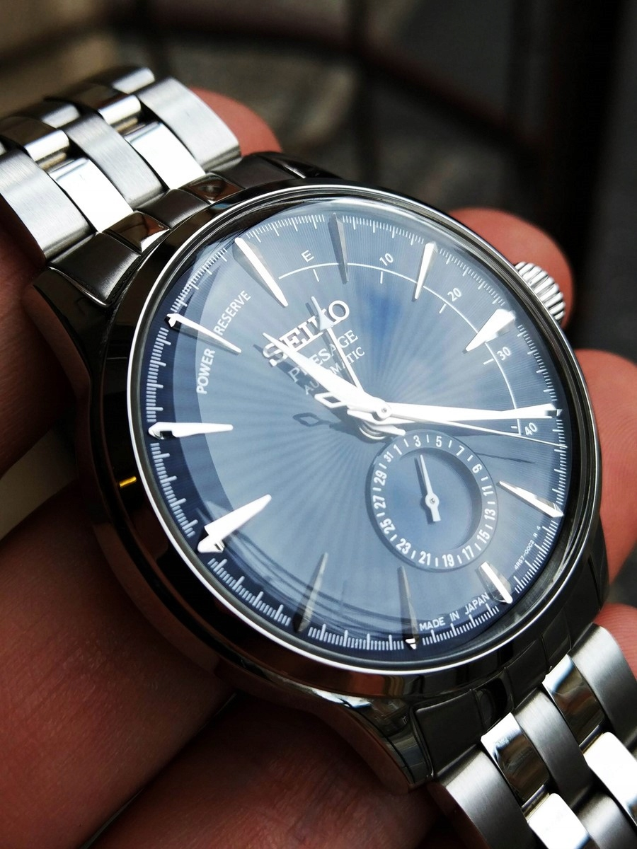 new product 7acd3 5bcc2 zegarek Seiko Presage Cocktail Automatic SSA347J1 ...