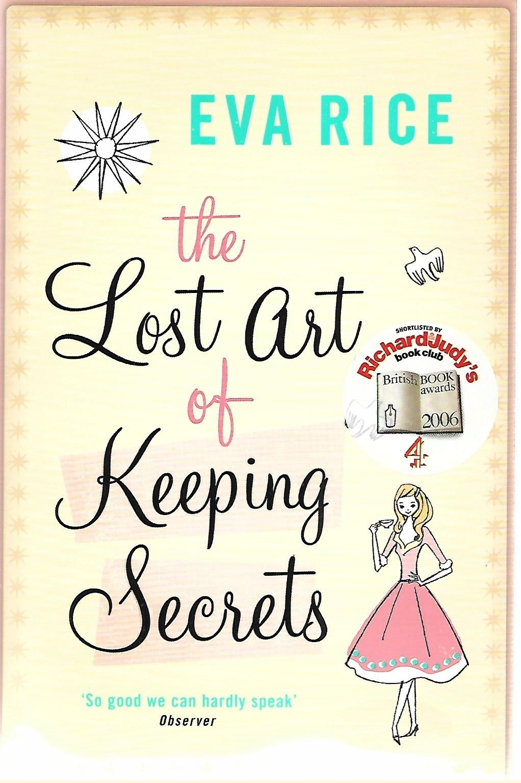 The Lost Art of Keeping Secrets / Eva Rice