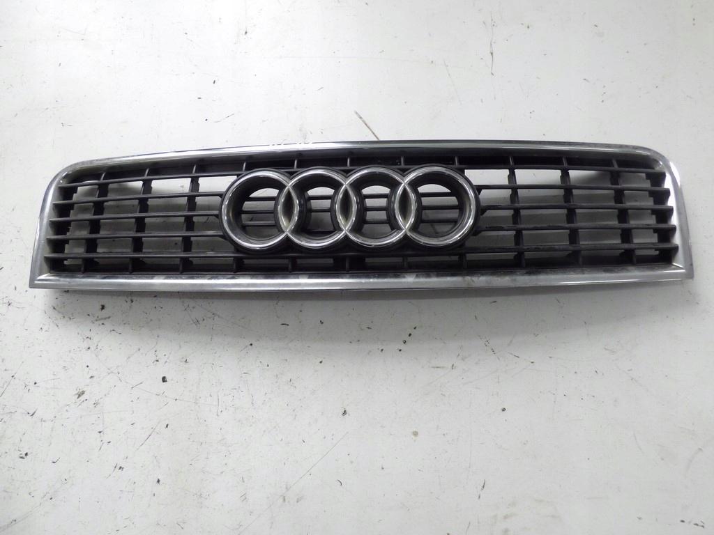 Audi A4 B6 Grill Atrapa Znaczek Maski 7481280441 Oficjalne