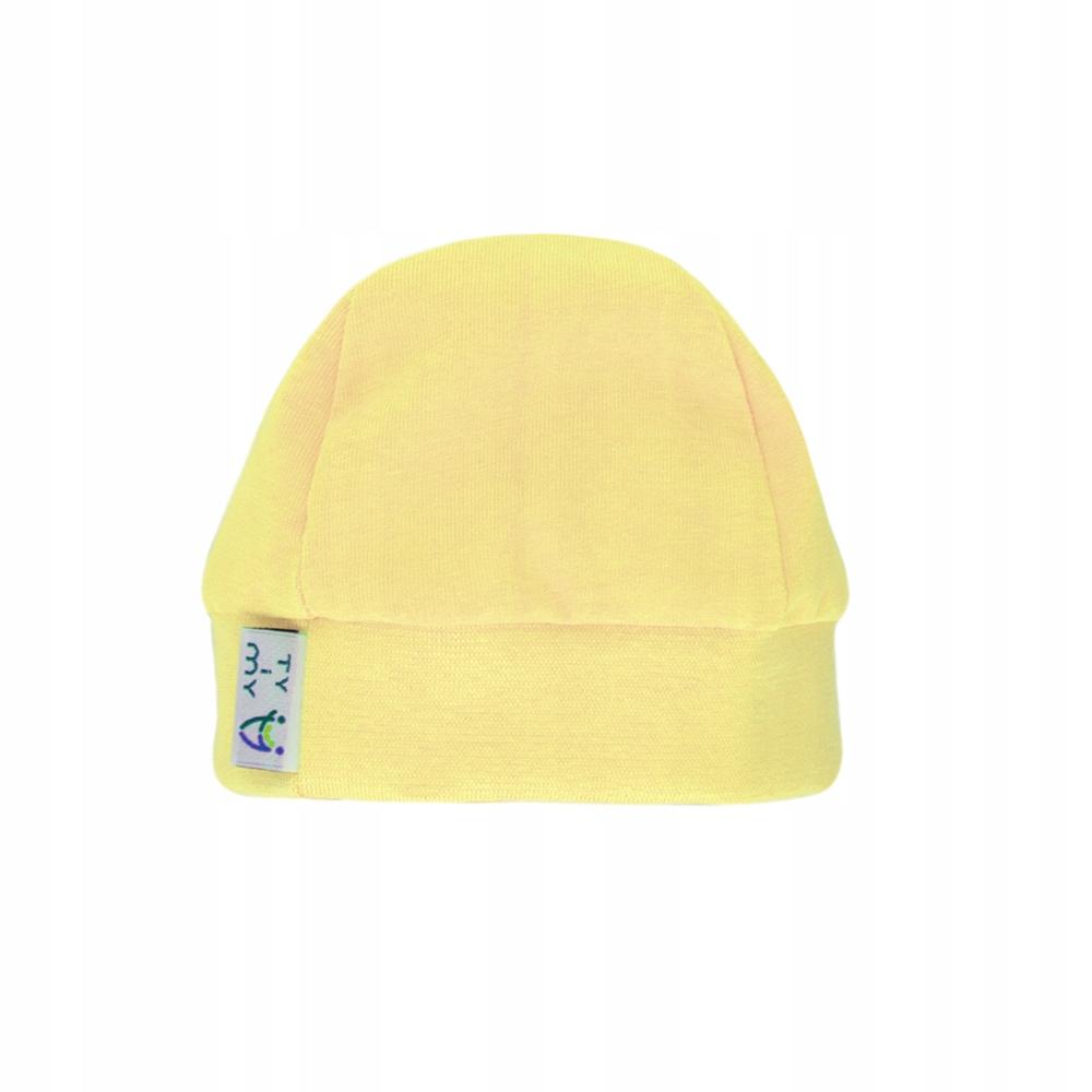 64cf9c9b0b Czapeczka Smerfetka - czapka dla niemowląt bawełna - 7434446458 ...