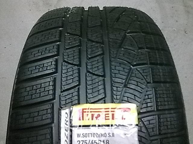 opony Pirelli Sotto 2 245/50/18 275/45/18 zimowe