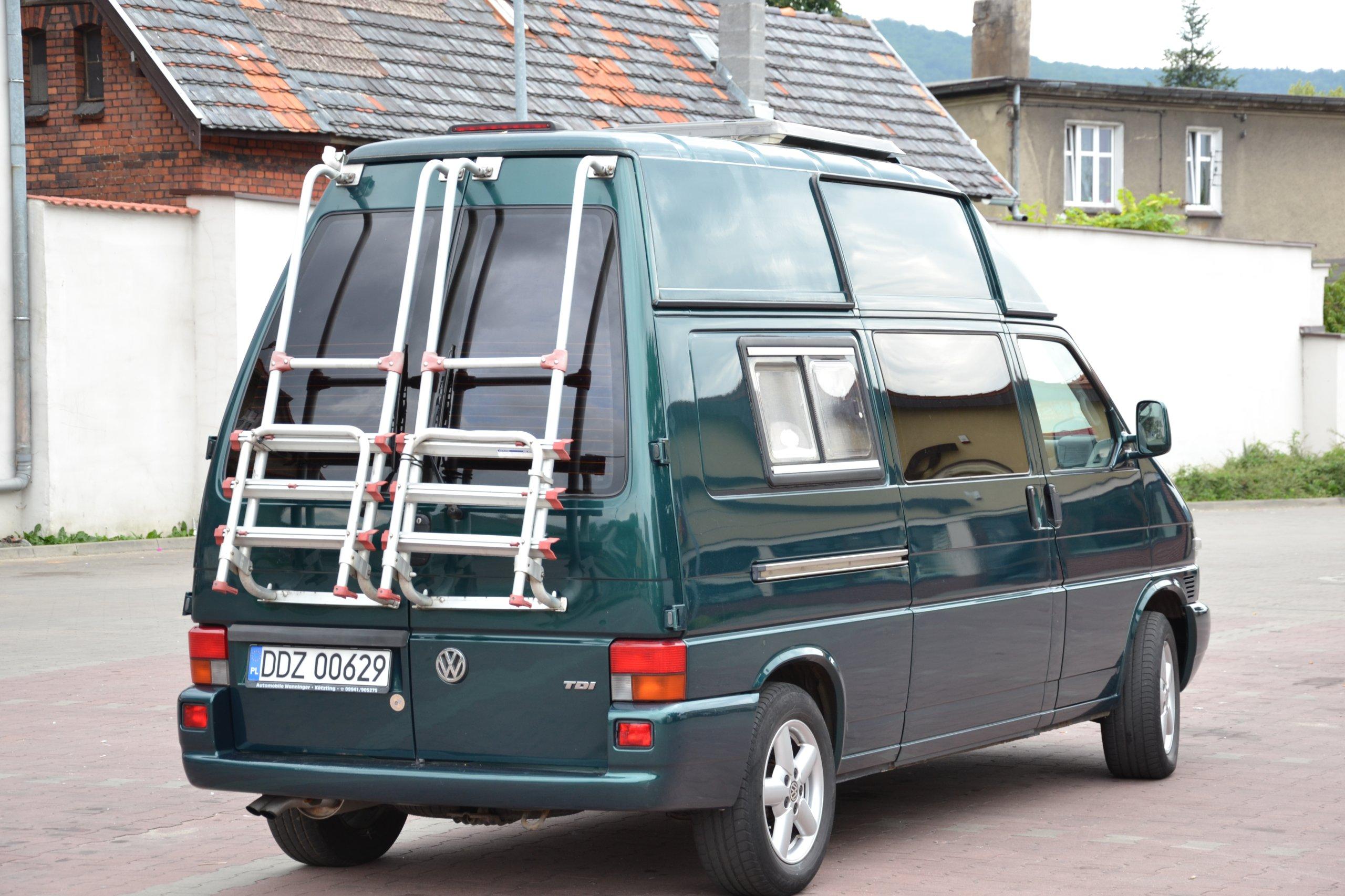 volkswagen t4 camper 2 5 tdi 7399672968 oficjalne. Black Bedroom Furniture Sets. Home Design Ideas