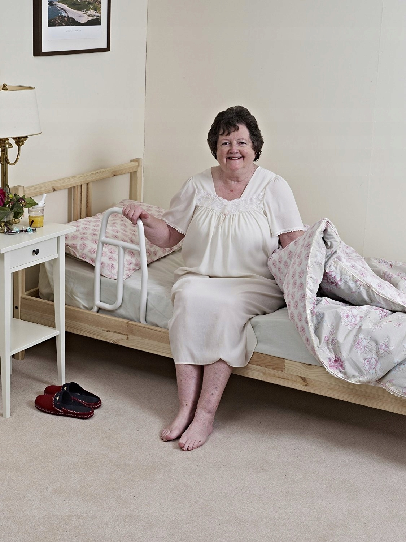Poręcz Barierka Do łóżka Ułatwiająca Wstawanie Nrs