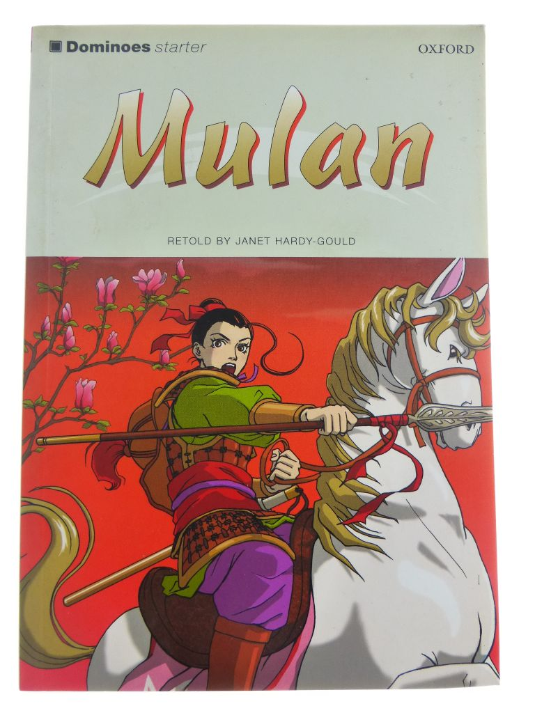 DOMINOES Mulan - Janet Hardy-Gould /A0507/