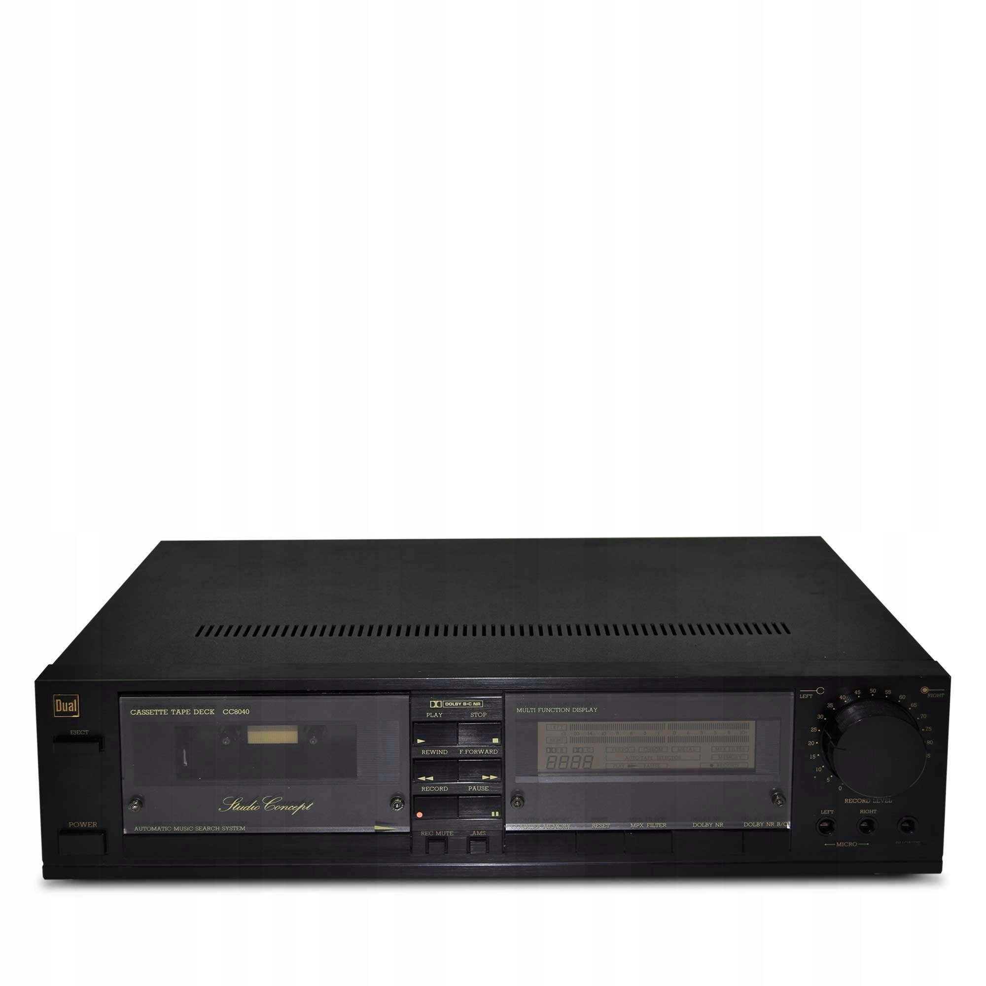 DUAL CC-8040