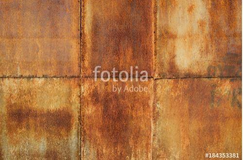 Panel Pcv Ryfowana Stal Blacha Rdza 300x60cm 7391715576