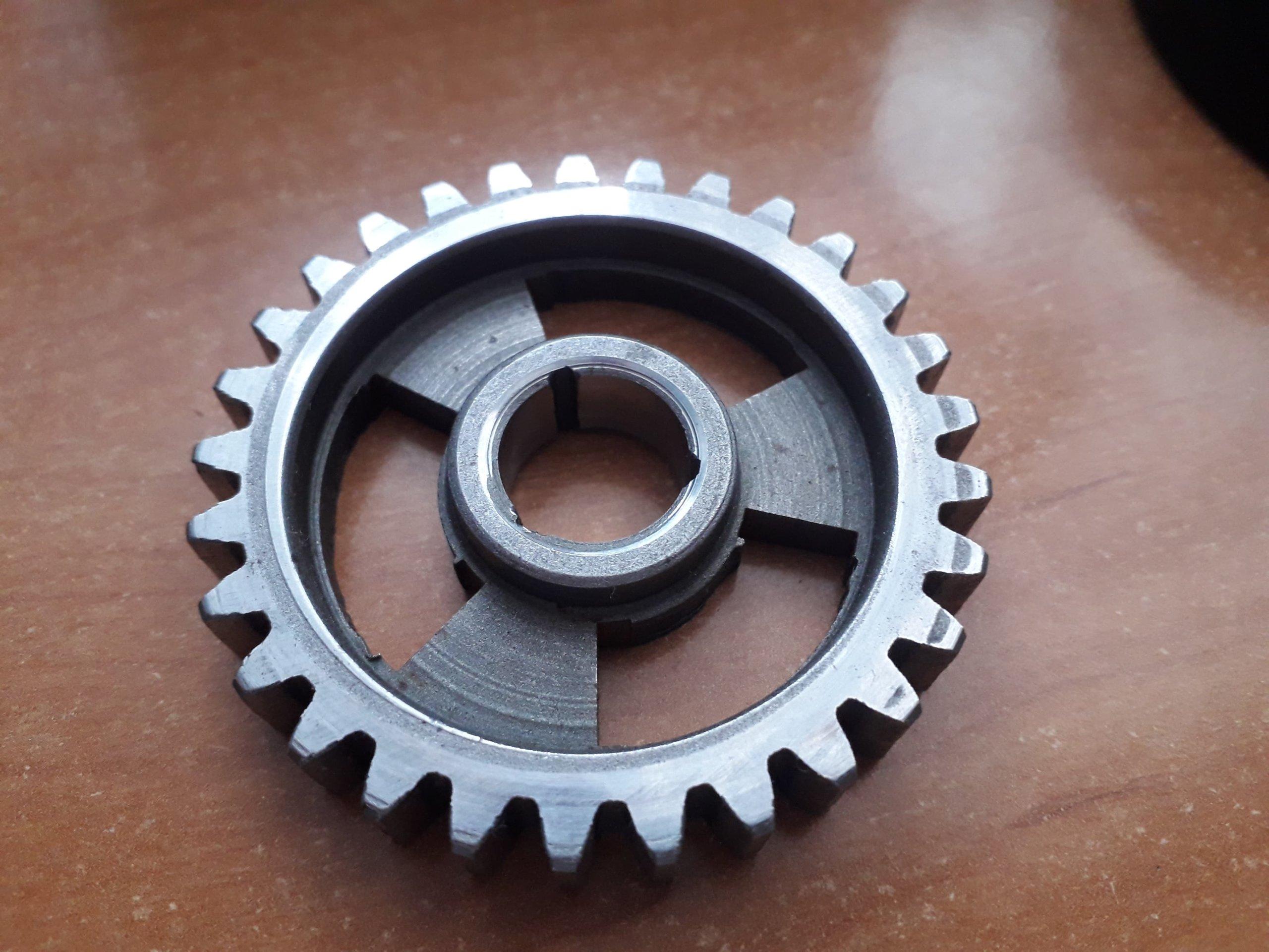Koło zębate skrzyni Z29 ROMET MIŃSK 400/400A 125