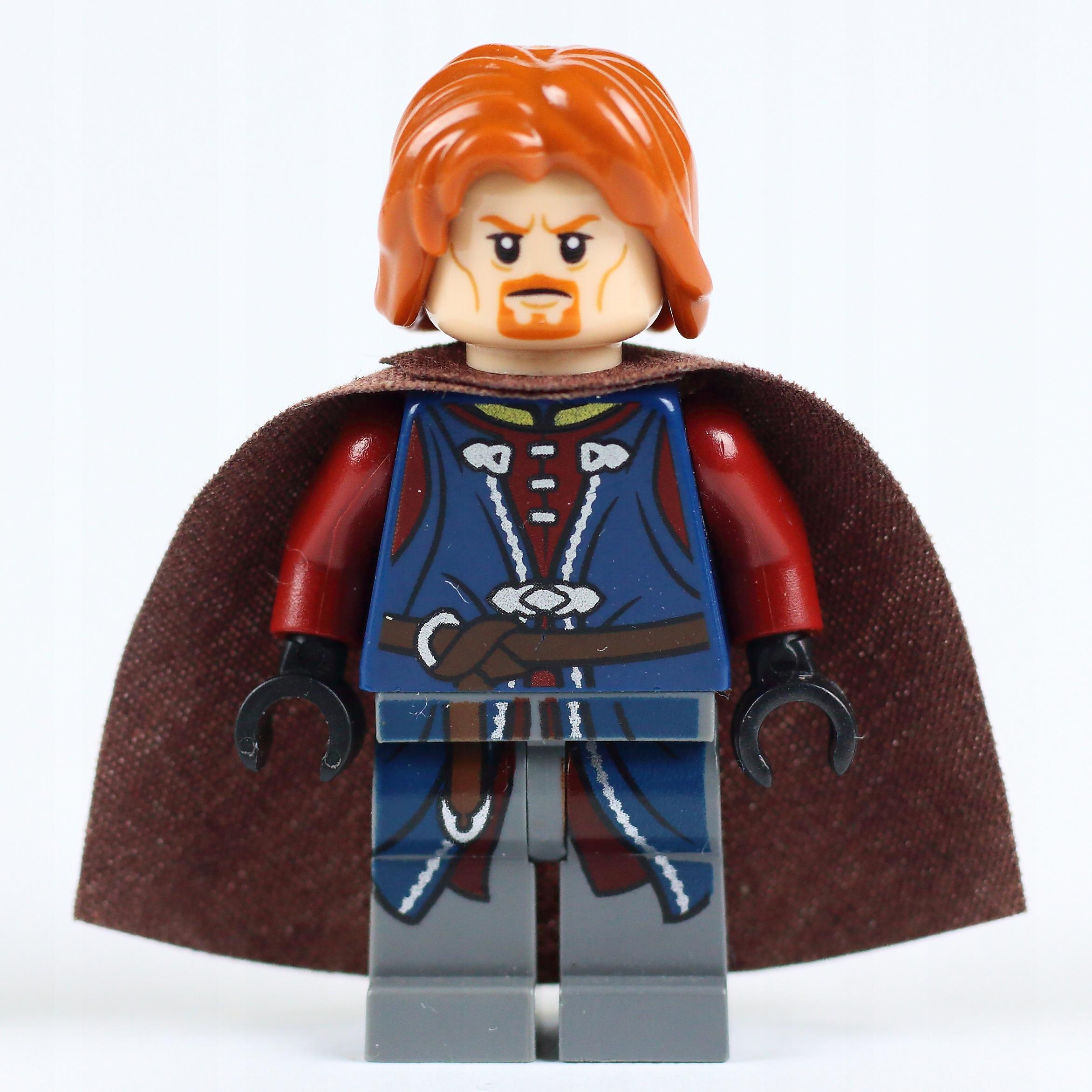Boromir Figurka Lego Władca Pierścieni Lotr 7614851033 Oficjalne
