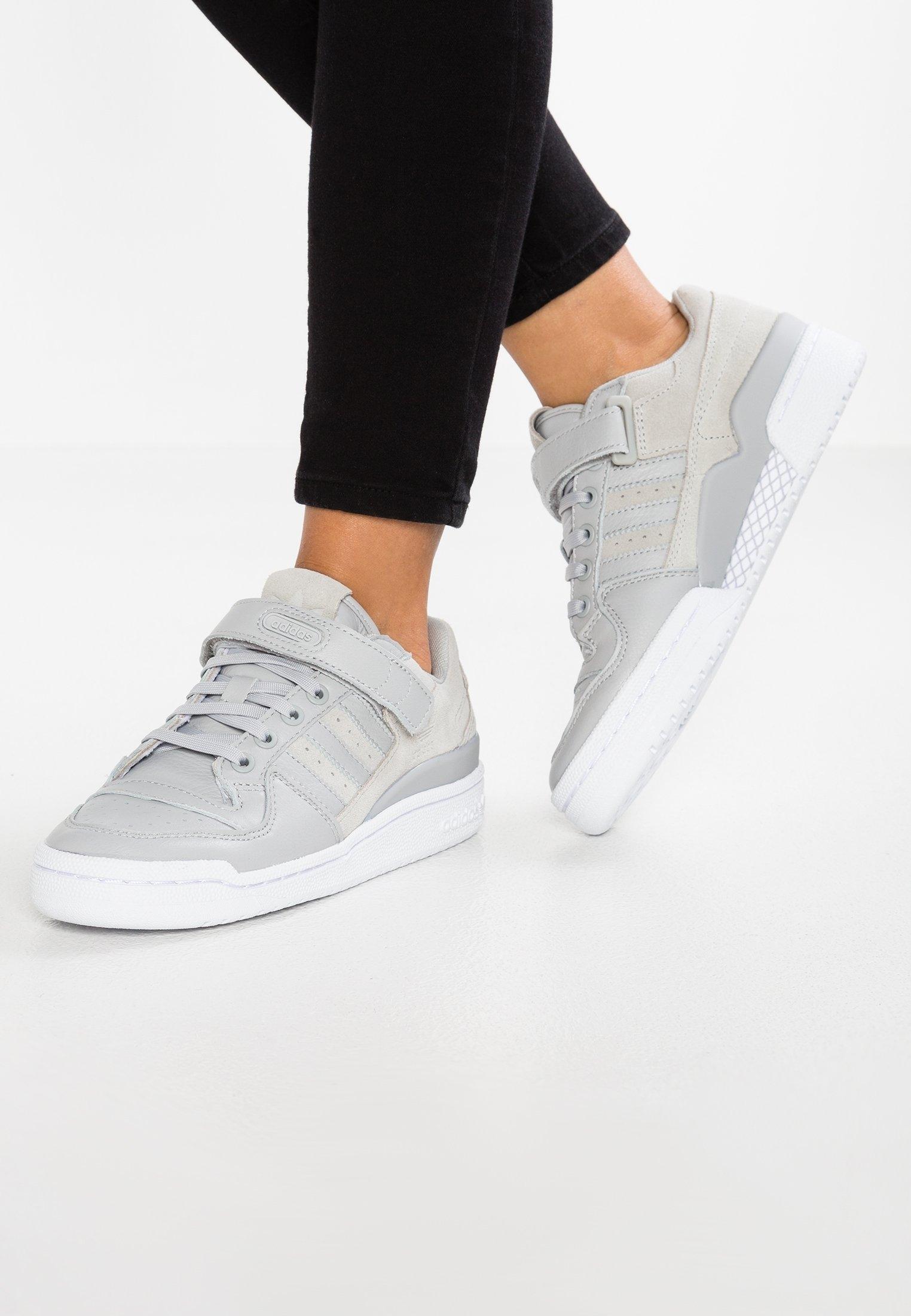 Sklep Buty Adidas Damskie Beżowe | Adidas Originals Forum Niskie
