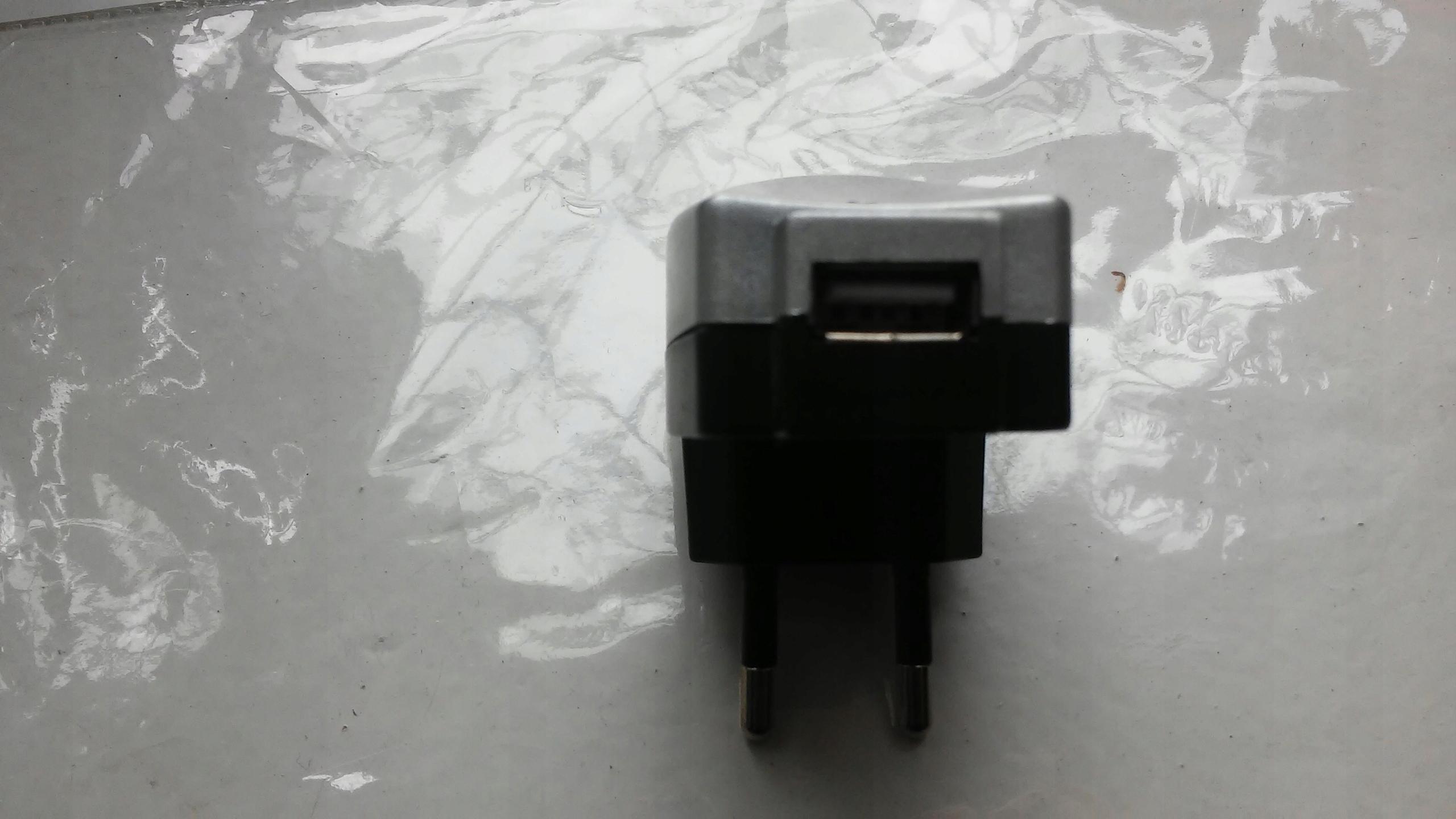 Wtyczka USB do kontaktu