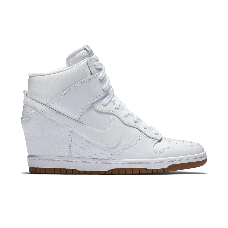 sports shoes c7e0b 2f9fc NIKE Dunk Sky Hi białe damskie WYPRZEDAŻ 39