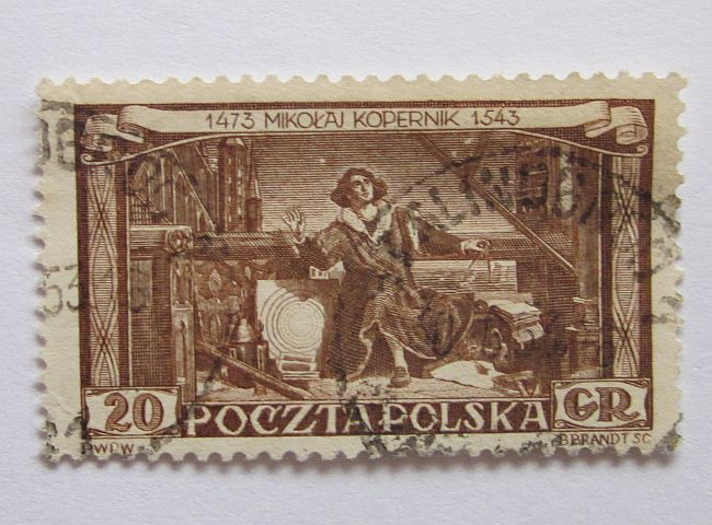 Fi 667 Mikołaj Kopernik Obraz Jmatejki Luzak 7191132820