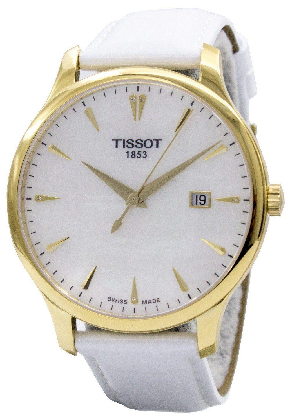 Męski zegarek TISSOT T063.610.36.116.00